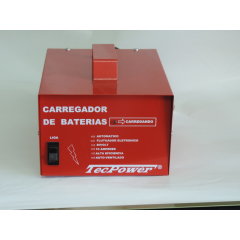 CARREGADOR DE BATERIA AUTOMOTIVA
