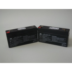 BATERIA GETPOWER VRLA 6V 1,3AH - GP6-1,3