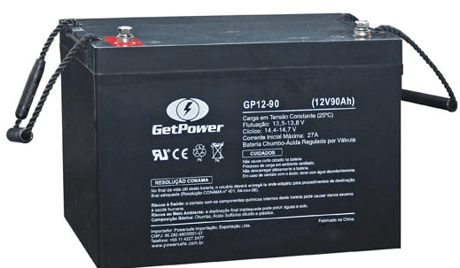 BATERIA GETPOWER VRLA 12V 90AH -GP12-90